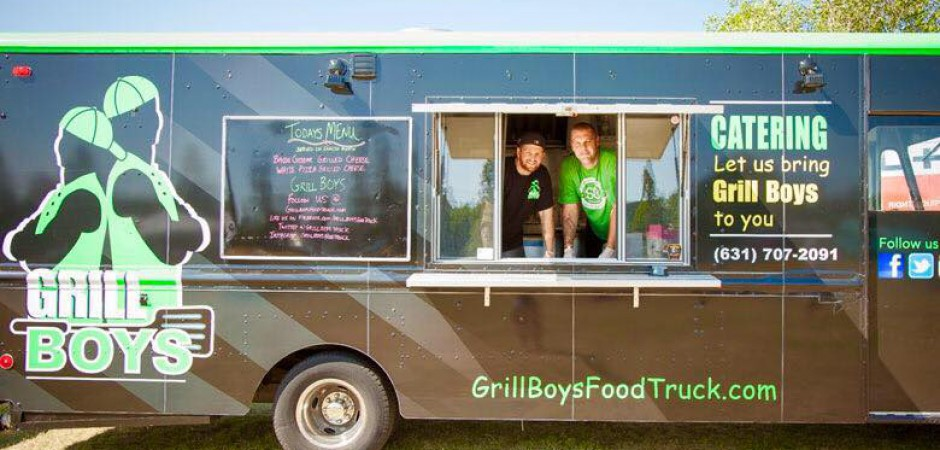 Food Truck Catering Long Island
